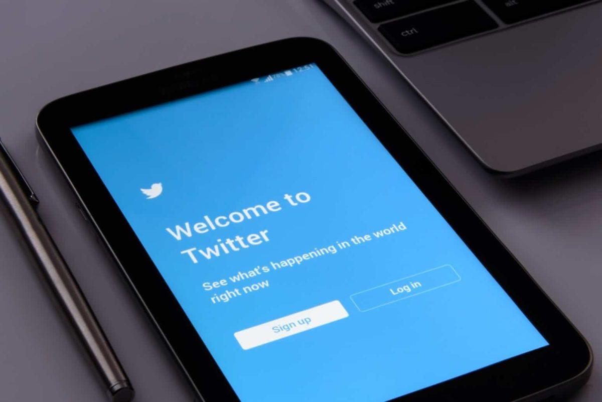 twitter, screen, social